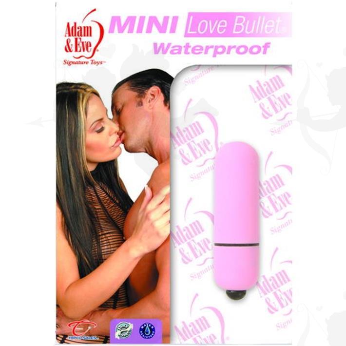 Balita estimulador sumergible mini love bullet