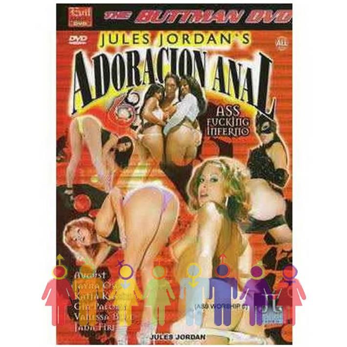 DVD XXX Adoracion Anal