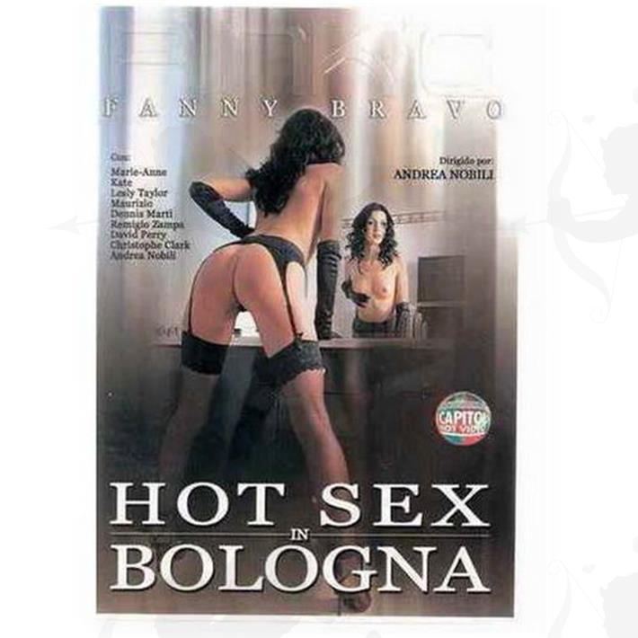 DVD XXX: 'Hot Sex Bologna'