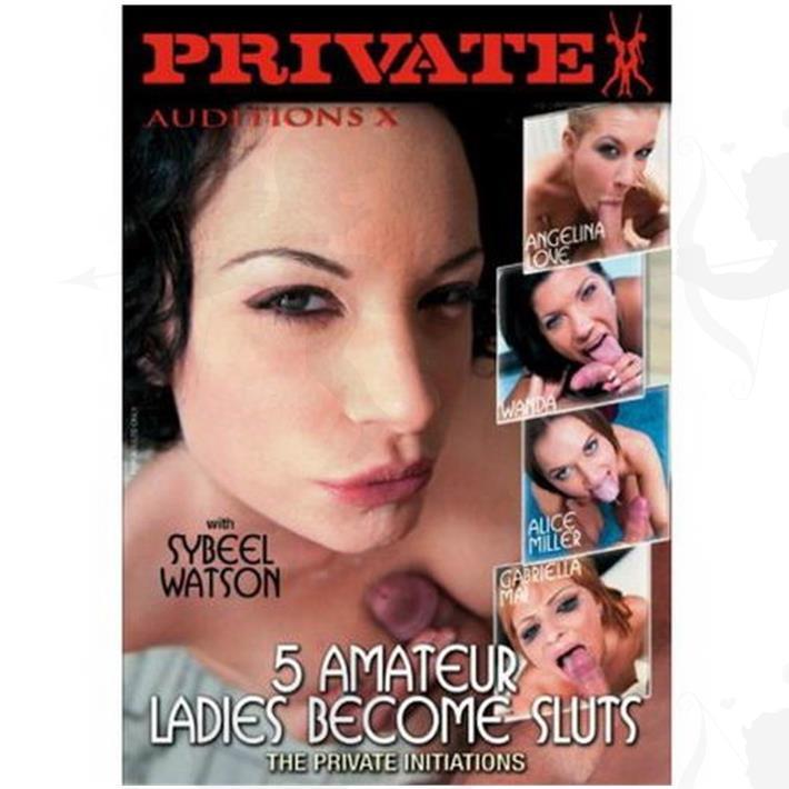 5 Mujeres Amateur Convirtiendose En Putas