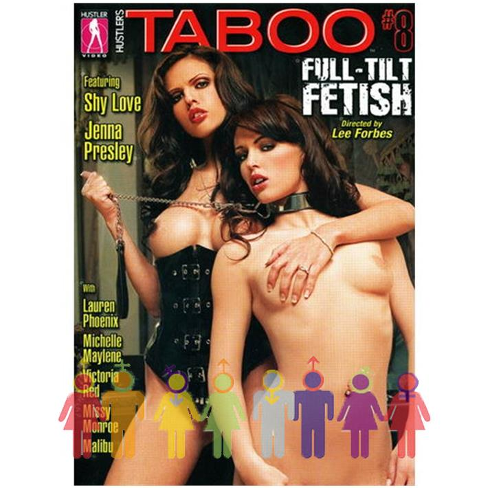 DVD XXX Taboo 8
