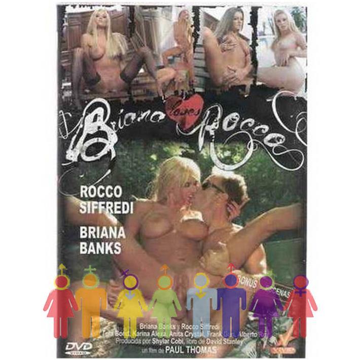 DVD XXX Briana Loves Rocco