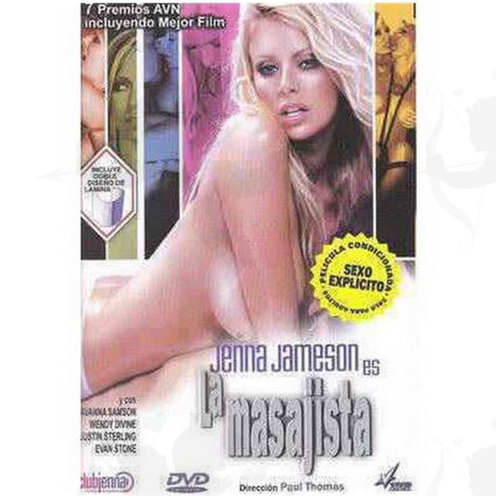 DVD XXX Jenna Jameson Es La Masajista