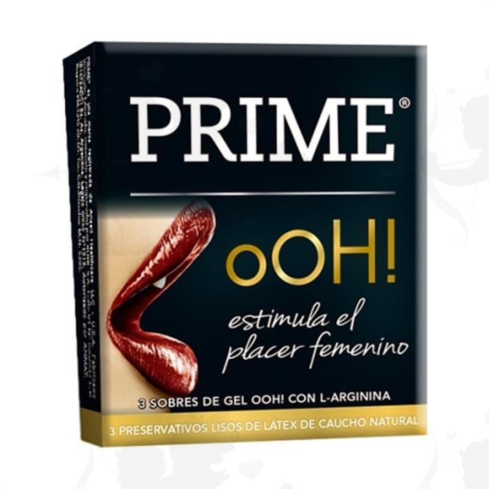 Preservativos Prime Ooh