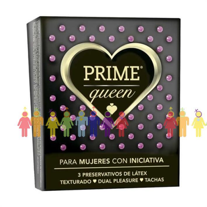 preservativos Prime Queen
