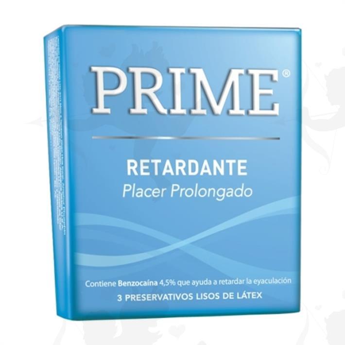 Preservativo Prime Retardante