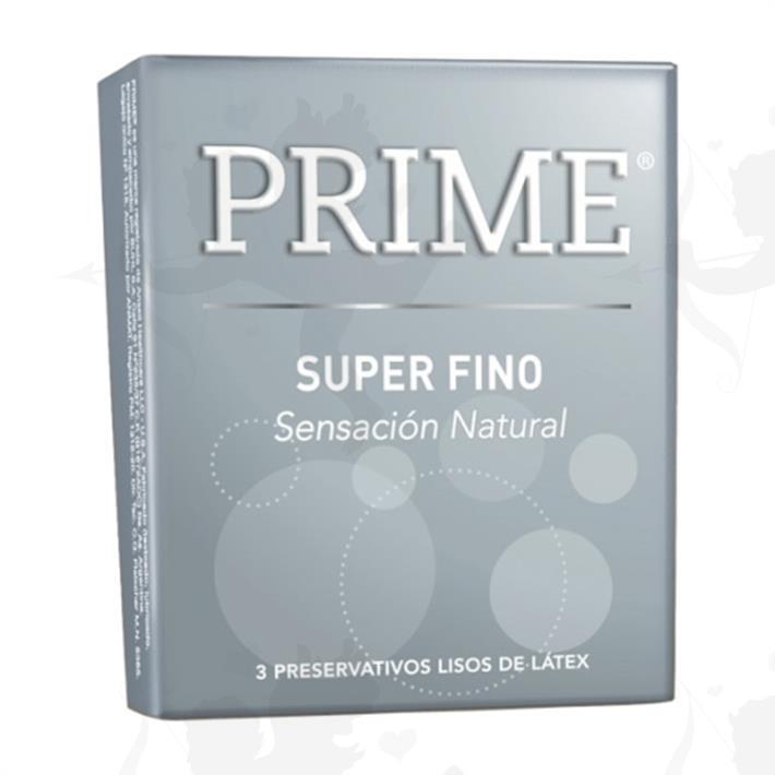 Preservativo Prime Superfino