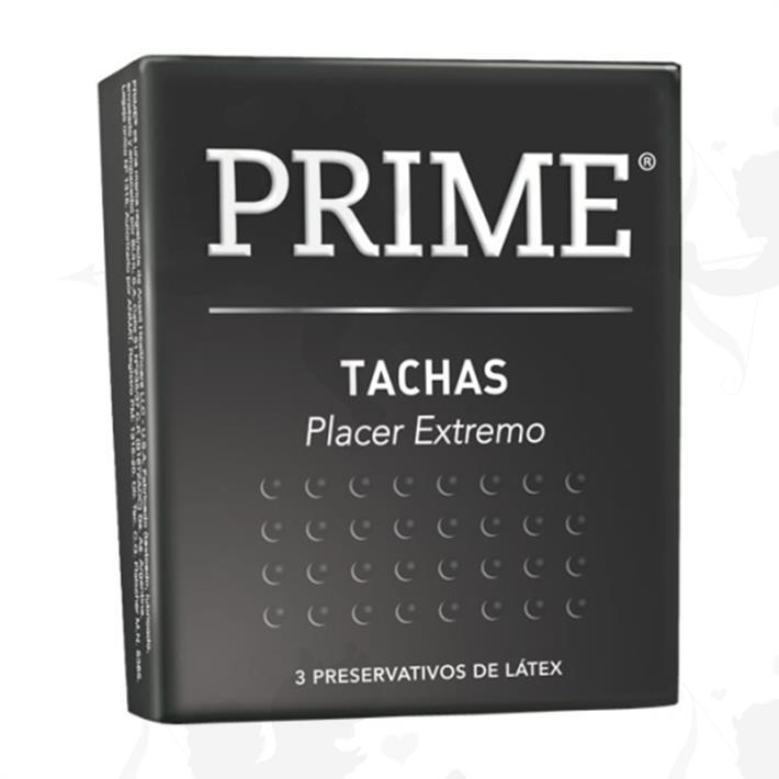 Preservativo Prime Tachas