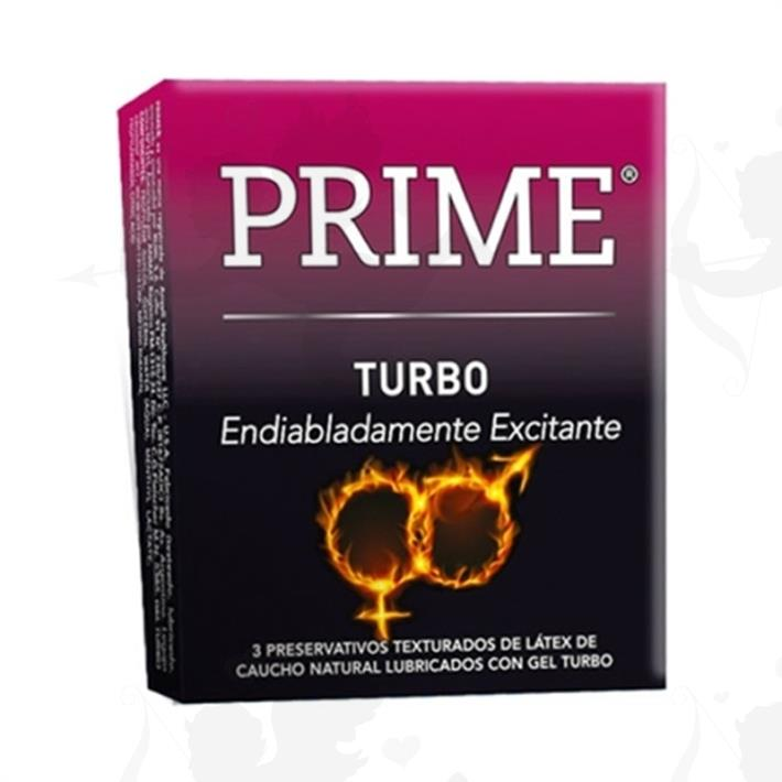 Preservativos efecto Frio/Calor