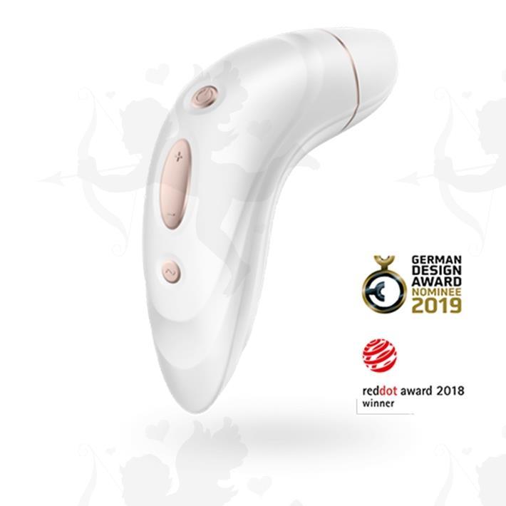 Succionador estimulador de clitoris con carga USB