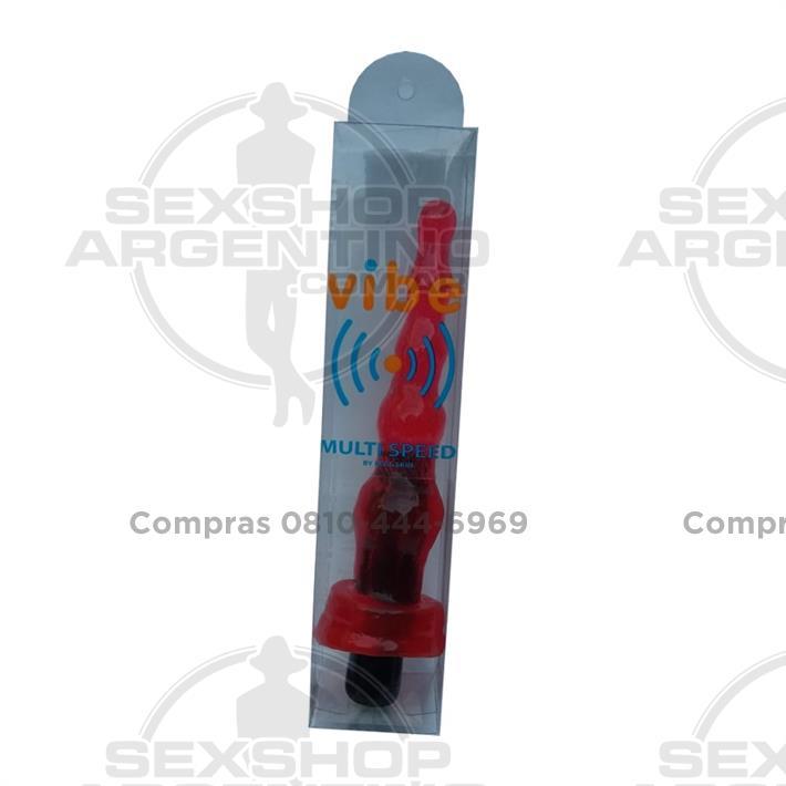 Anales, Anal con vibrador - Vibrador inexpulsable waterproof