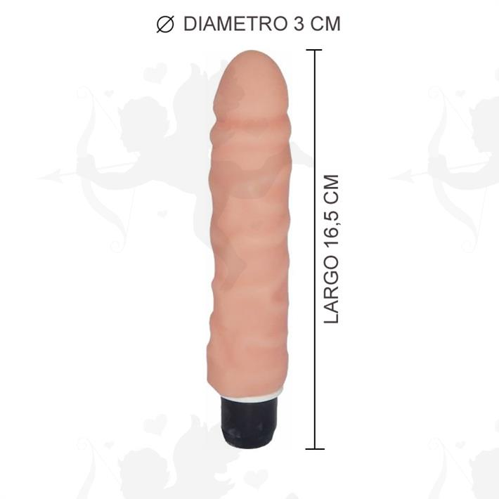 Cód: 11211-81 - Alma M Super vibro waterproof - $ 2690