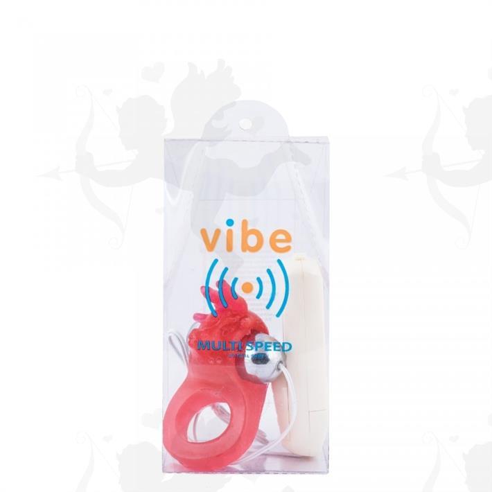Retardador de eyaculación con vibrador
