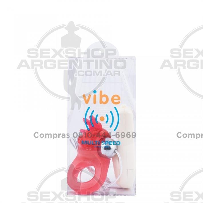 Especificos, Anillos con vibrador - Anillo para la disfunción eréctil con vibrador