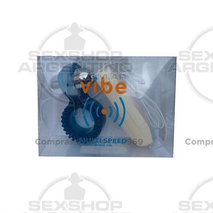Especificos, Anillos con vibrador - Anillo con vibración y control remoto