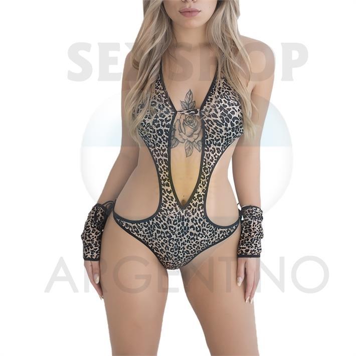 Disfraz tigrecita