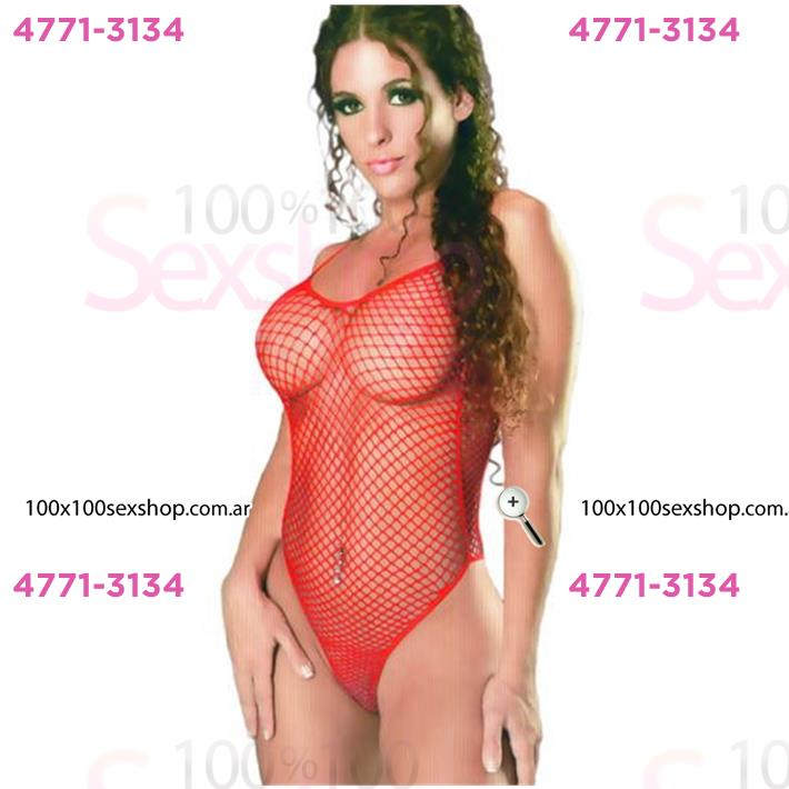 Cód: CA B4040R - Body Red Rojo - $ 1920