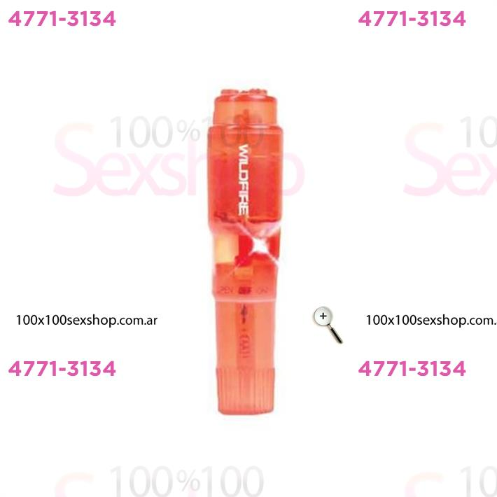 Cód: CA BU1112467 - Vibro estimulador de clítoris Rock-in - $ 1850