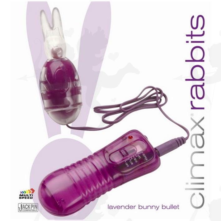 Cód: BU7492-6 - Climax rabbits bala estimuladora púrpura - $ 1200