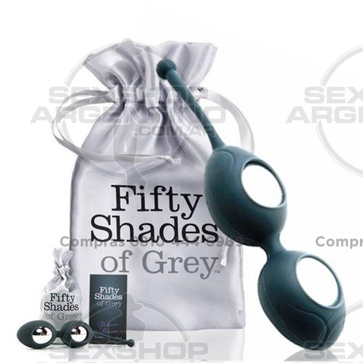 - Silicone Balls 50 Sombras De Grey