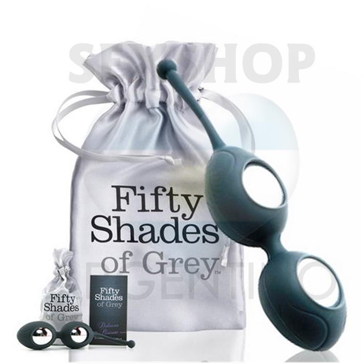 Silicone Balls 50 Sombras De Grey