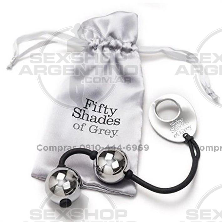- Silver Balls 50 Sombras De Grey