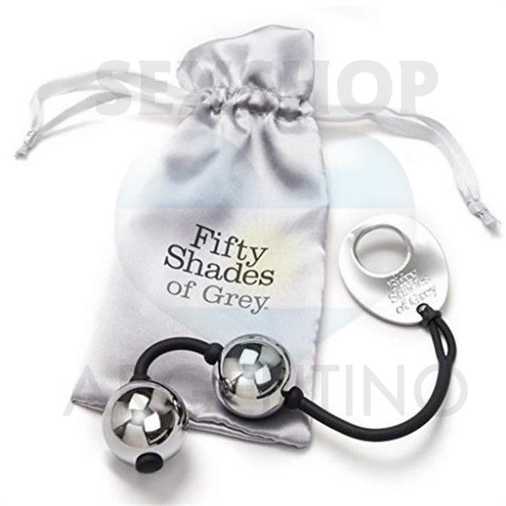 Silver Balls 50 Sombras De Grey