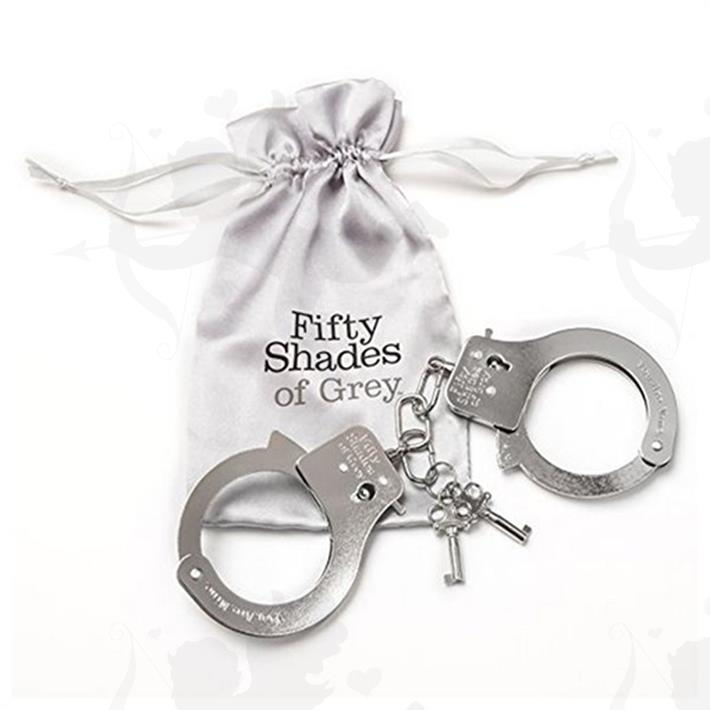 Cód: BUFS-40176 - Esposas De Metal 50 Sombras De Grey - $ 2800