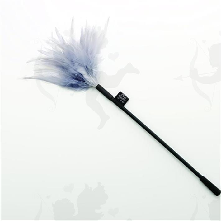 Cód: BUFS-40183 - Fifty Shades of Grey Tease Feather Tickler - $ 2730
