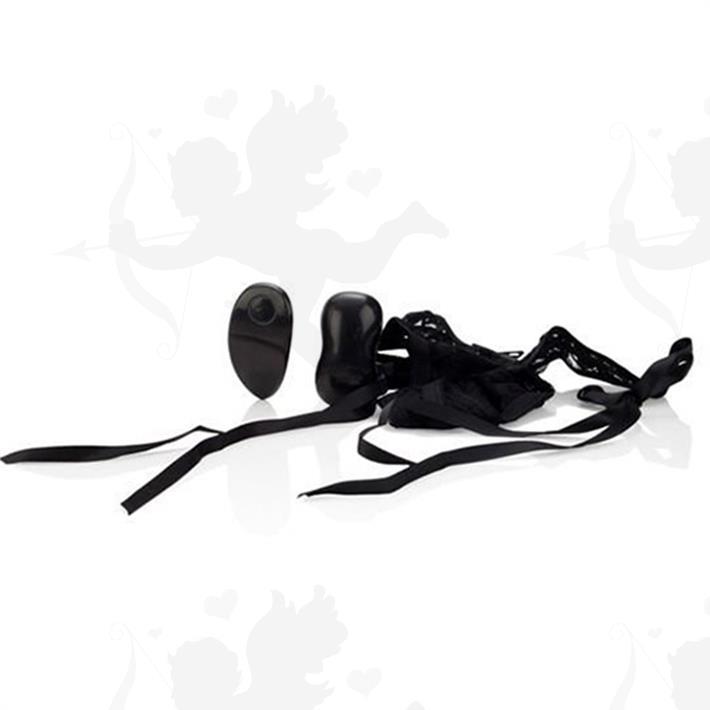 Cód: BUSE-0088-10 - Tanga con vibro inalambrica - $ 8200