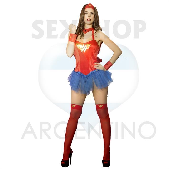 Fantasía Mujer Maravilla