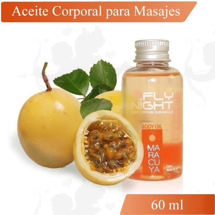 Aceite para masajes Maracuya 70cc