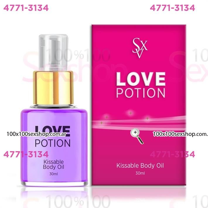 Cód: CA CR A03 - Aceite sabor Frutos rojos love potion 30 ml - $ 440