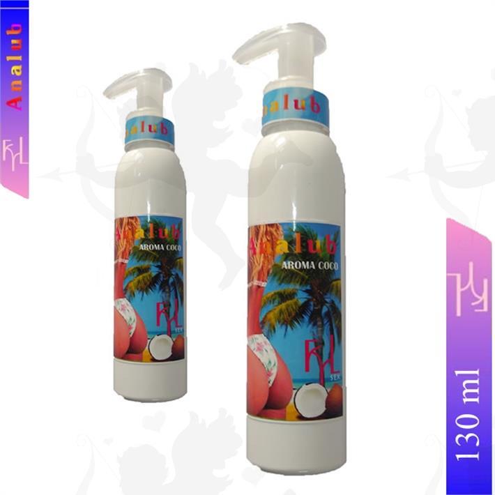 Crema anal aroma a coco 130ml