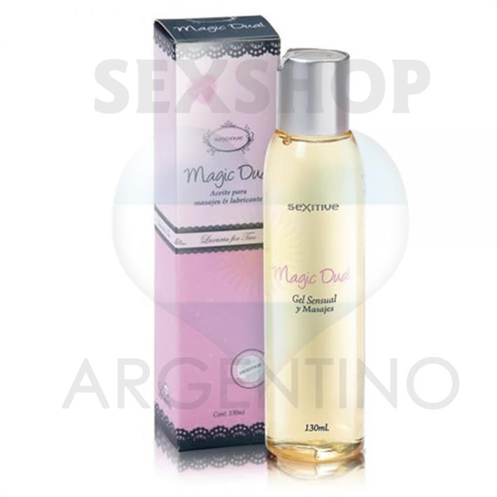 Aceite Aroma - Champagne para masajes y lubricante 130 ml
