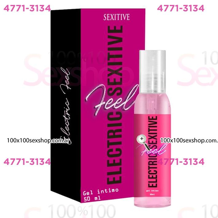 Cód: CA CR GEF - Gel con efecto electrizante de 30 ml - $ 395