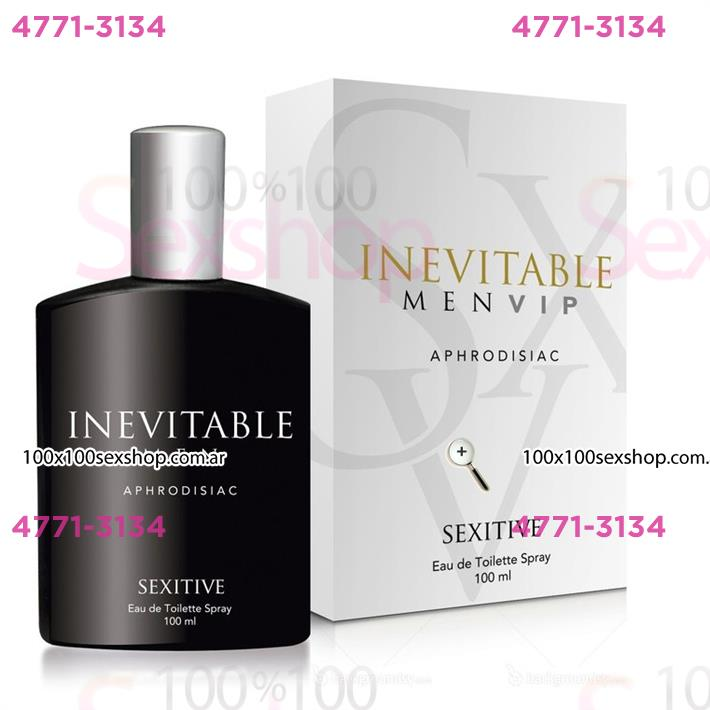 Cód: CA CR IN01V - Perfume Inevitable Men VIP 100 ml - $ 2260