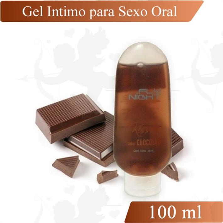 Cód: CR KISSES CHOCO - Lubricante comestible Chocolate 100 ml - $ 750