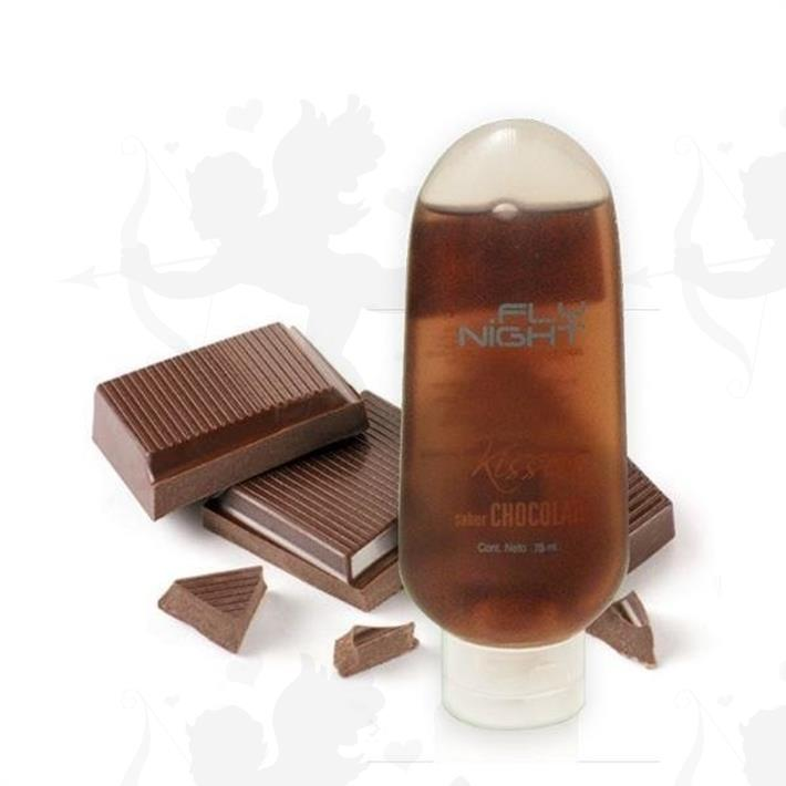 Cód: CR KISSES CHOCO - Lubricante comestible Chocolate 100 ml - $ 570