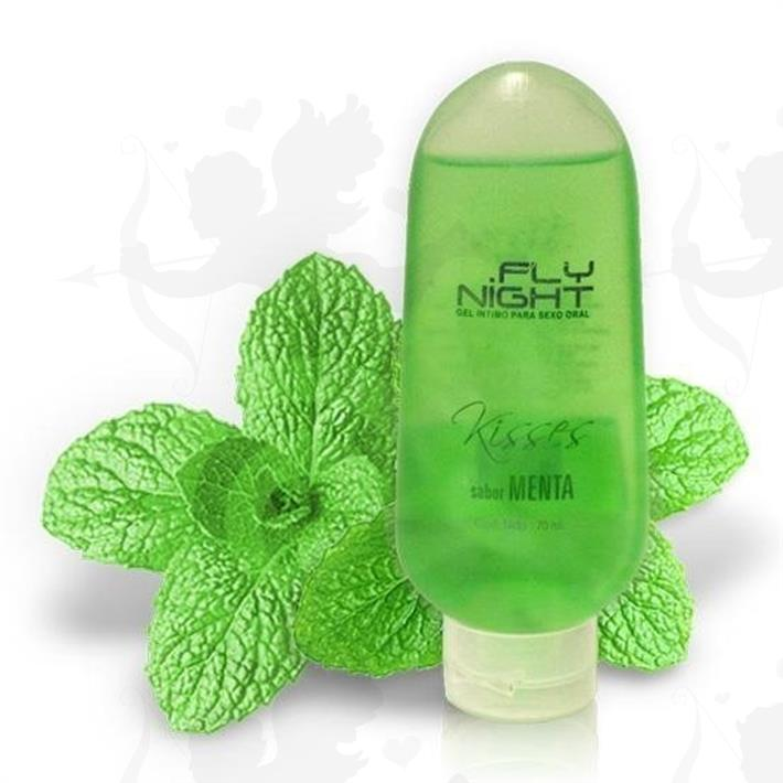 Cód: CR KISSES MENTA - Lubricante Comestible Menta 100 ml - $ 750