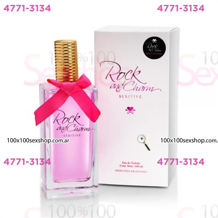 Cód: CA CR Rock - Perfume Rock and Charm 100ml - $ 2260