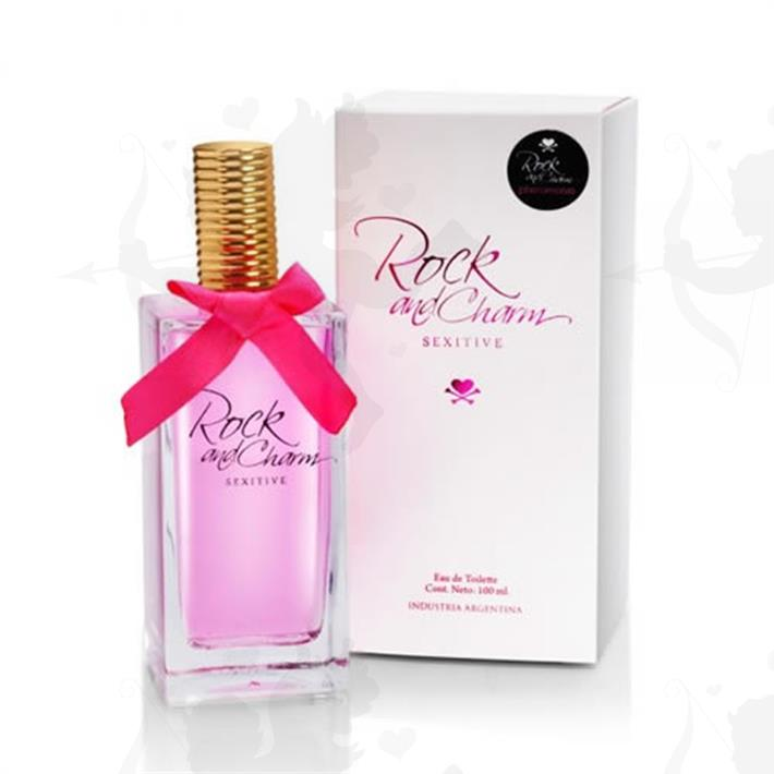 Cód: CR Rock - Perfume Rock and Charm - $ 1550