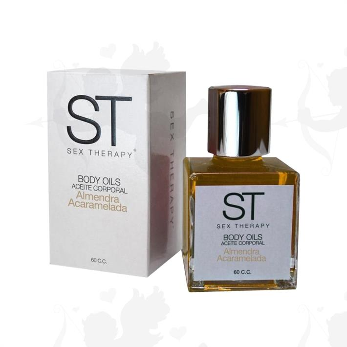 Aceite para masajes Almendra Acaramelada