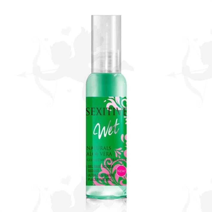 Cód: CR WET06 - Gel Intimo Naturals Aloe Vera 75 ml - $ 700