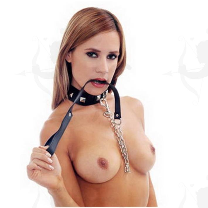 Collar Con Cadena