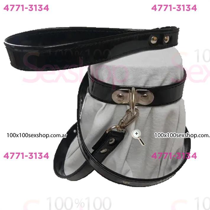 Cód: CA CU16X - Collar con correa fino - $ 1900