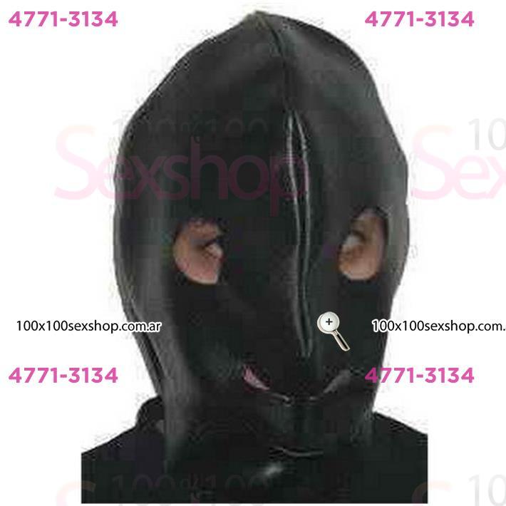 Cód: CA CU27 - Mascara De Cuero - $ 1380