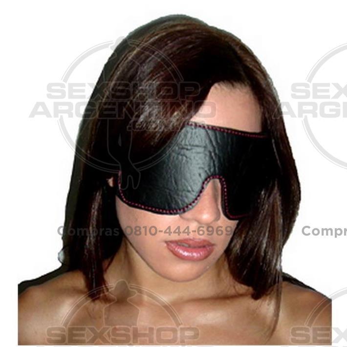 Cueros eróticos, Mascaras de cuero - Antifaz De Cuero