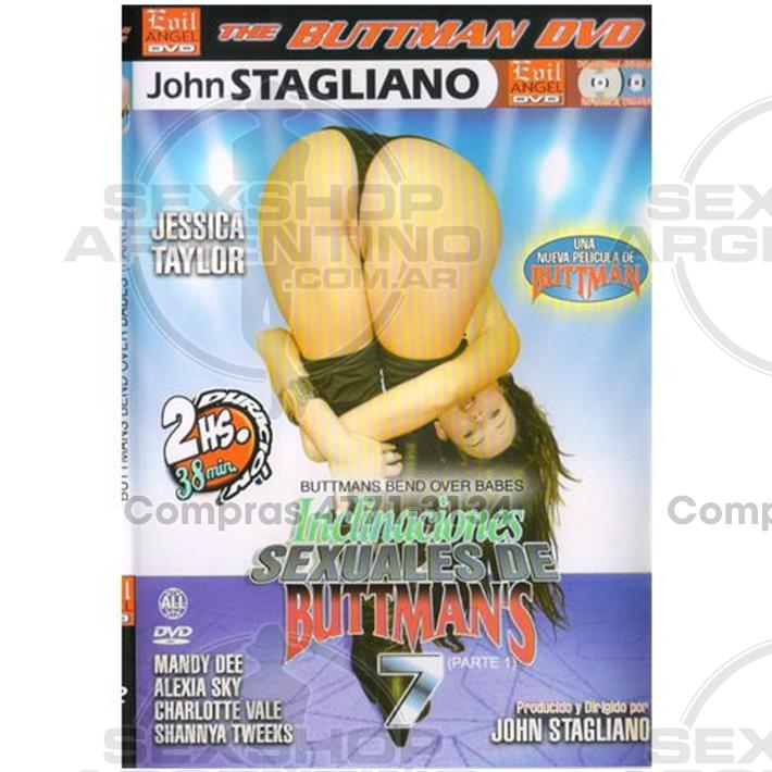 - DVD XXX Inclinaciones Sexuales De Buttmans