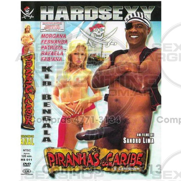 - DVD XXX Pirañas Del Caribe